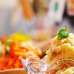 【きょうの料理】クリーミーポテトサラダのレシピ。栗原はるみさんのキッチン日和(4月30日)