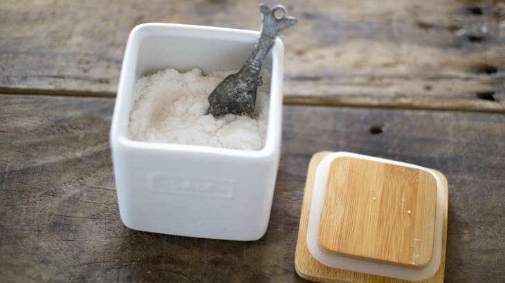 【林先生の初耳学】ロバート馬場さんのピンポイント塩4種類を紹介。料理が美味しくなる魔法の塩とは?(2月9日)