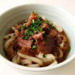 【あさイチ】肉うどんの作り方。牛ほほ肉の煮込みたっぷり!福岡県北九州市のご当地グルメレシピ(3月12日)
