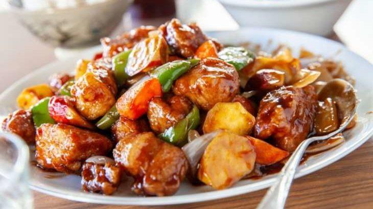 【土曜はナニする?】下味冷凍で酢豚の作り方。ゆーママ(松本有美さん)の時短レシピ(4月4日)