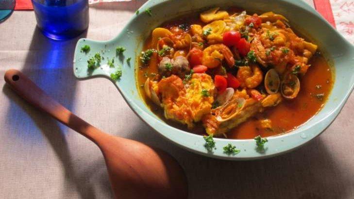 【沸騰ワード】志麻さんのデュグレレのレシピ。鯛とマッシュルームとトマトで!【伝説の家政婦】(3月13日)