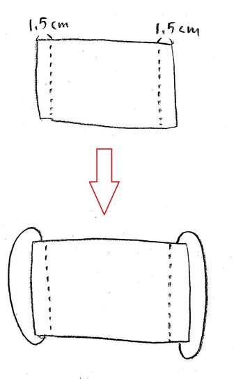 マスクの作り方6
