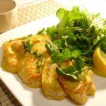 【にじいろジーン】ブリのしっとりピカタのレシピ。ミシュランフレンチシェフのふるさとクッキング(3月21日)