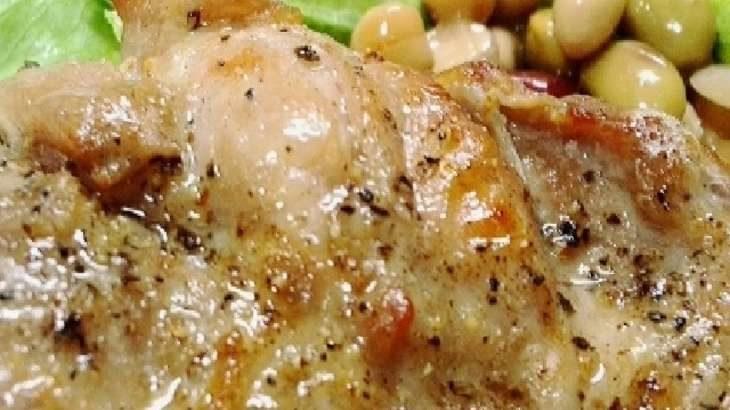 【家事ヤロウ】鶏肉のガーリック煮込みの作り方。シュクメルリ再現レシピ。激ウマのニンニク料理(3月18日)