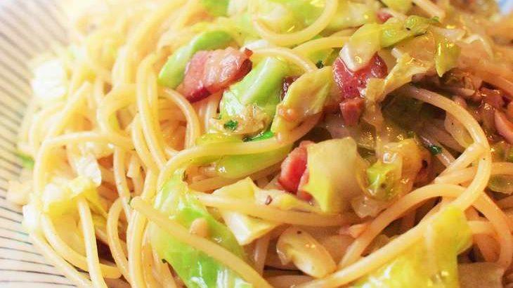 【男子ごはん】ペペロンチーノの作り方。シンプルだけど奥深いスパゲティ!パスタの基本レシピ(4月26日)