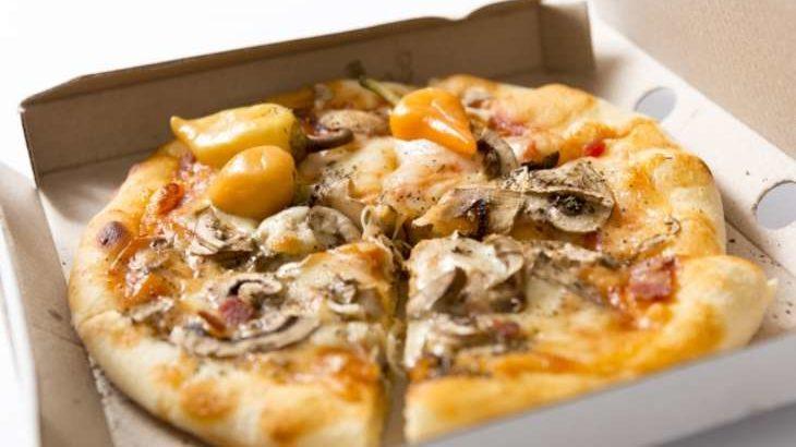 【ノンストップ】どん兵衛ピザの作り方。カップラーメンのアレンジレシピ(3月17日)