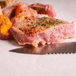 【世界一受けたい授業】ポークソテー(豚ロースのソテー)の作り方。梅酒がポイント!名店シェフのレシピ(3月14日)