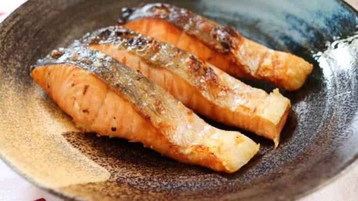 【家事ヤロウ】和田明日香さんの焼き鮭の作り方。本格和食の朝食レシピ(3月24日)