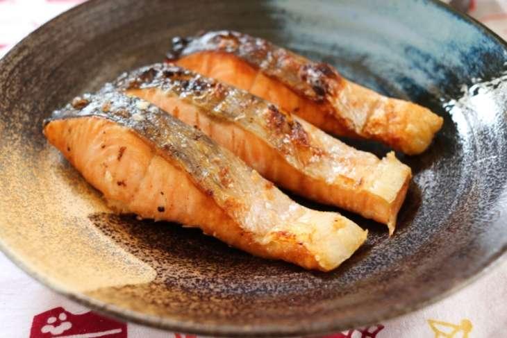 和田明日香焼き鮭