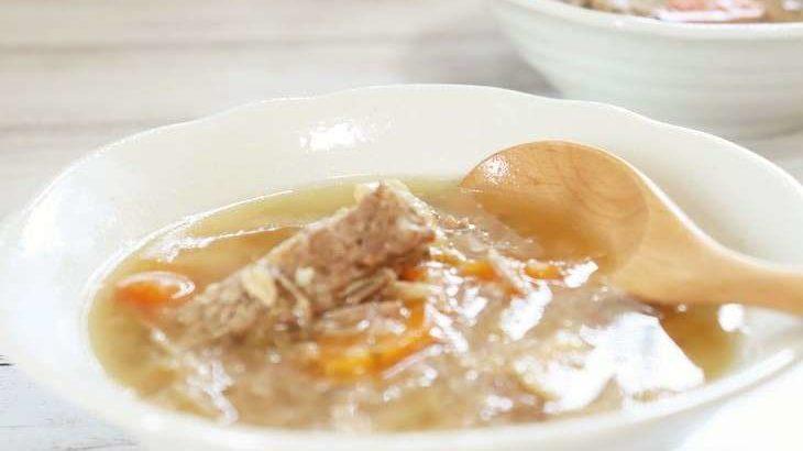 【あさイチ】ポテさばスープの作り方。冷凍ポテトとサバ缶で!きじまりゅうたさんのレシピ(4月22日)