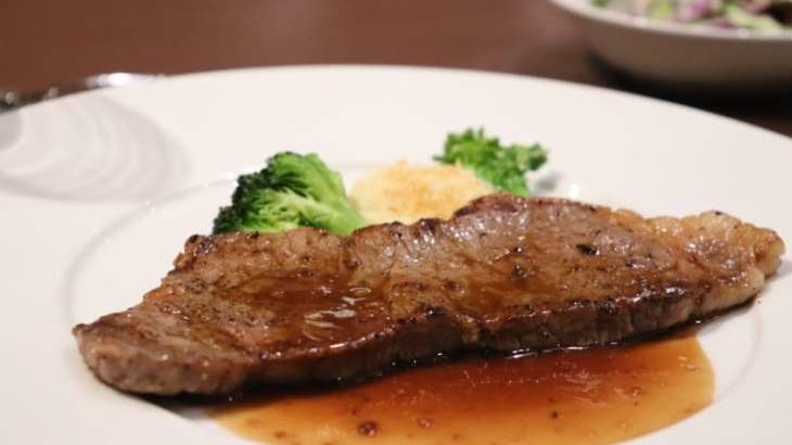 【世界一受けたい授業】サーロインステーキの作り方。名店のシェフが教える絶品レシピ(3月14日)