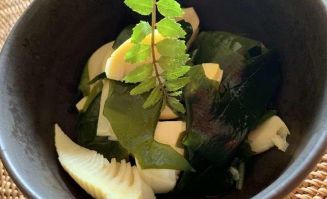 【あさイチ】若竹煮の作り方。和食篠原武将シェフの極上たけのこレシピ(3月10日)