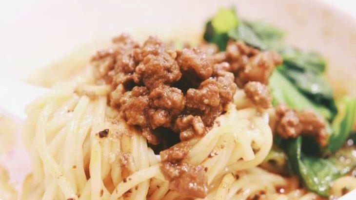 【あさイチ】豚そぼろの四川風焼きそばの作り方。陳さんの極上のひき肉レシピ(3月3日)