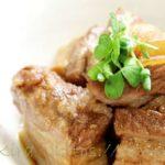【シューイチ】おつまみ角煮の作り方・レシピ動画。世界一美味しい!SNSで話題の手抜きレシピ(4月26日)