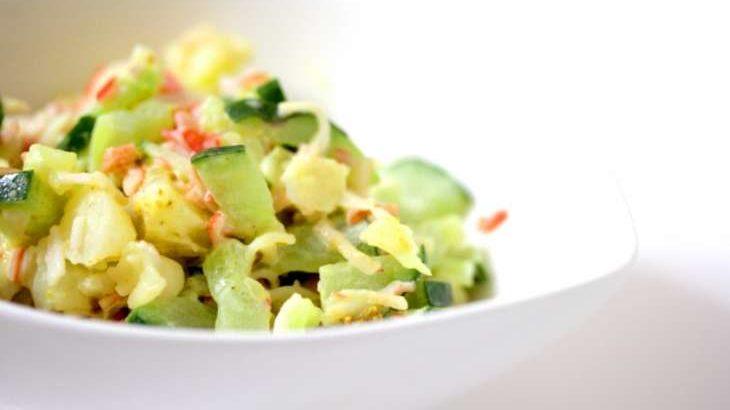 【あさイチ】叩ききゅうりのごまおかかサラダの作り方。きじまりゅうたさんのレシピ(4月27日)