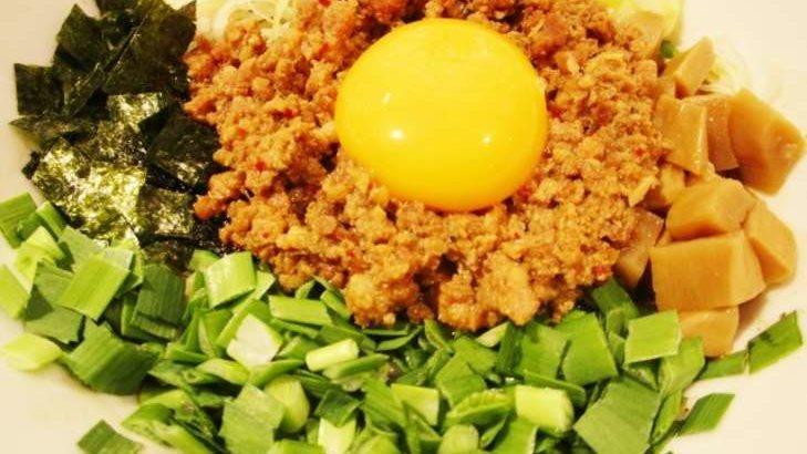 【グッとラック】台湾まぜそば風焼うどんのレシピ。ギャル曽根さんのごまだれアレンジランチ 2月4日