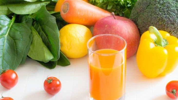 【ソレダメ】野菜ジュースの作り方。オリーブオイルで吸収率が7倍に!佐藤秀美先生のレシピ(4月1日)