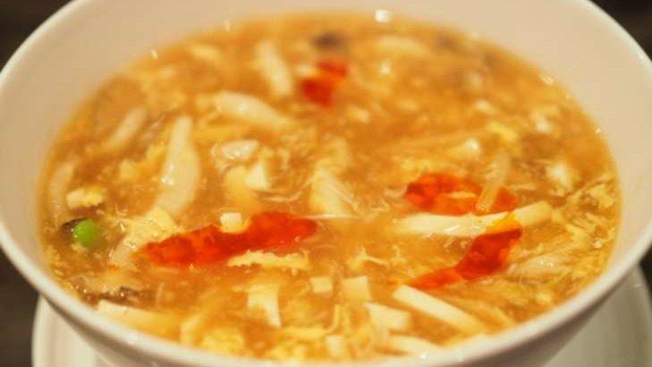 【ヒルナンデス】サンラータンうどんの作り方。冷凍うどんアレンジレシピ(4月21日)