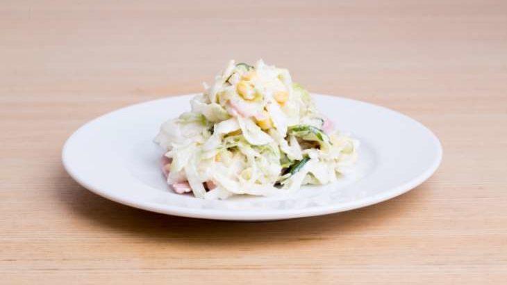 【家事ヤロウ】春キャベツの海苔マヨ即席和えの作り方。和田明日香さんのレシピ(4月15日)