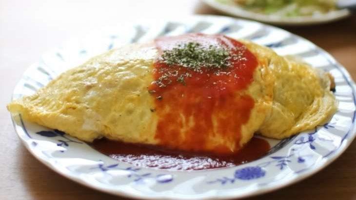 【ソレダメ】オムライスの格上げレシピ。ウチご飯をもっと美味しくする簡単格上げ技(4月15日)