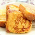 【めざましテレビ】パン・ペルデュ(フレンチトースト)の作り方。ホテルニューオータニの公式レシピ(5月7日)