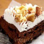 【土曜はナニする】ザクザク濃厚ショコラケーキの作り方・レシピ動画。山本ゆりさんの電子レンジでチョコケーキ(5月9日)