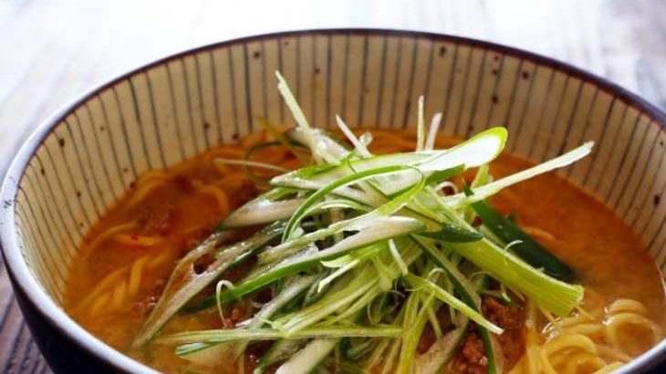 【ジョブチューン】鶏醬油ブラックの作り方・レシピ。中華そば しば田店主のインスタント麺アレンジバトル(7月11日)