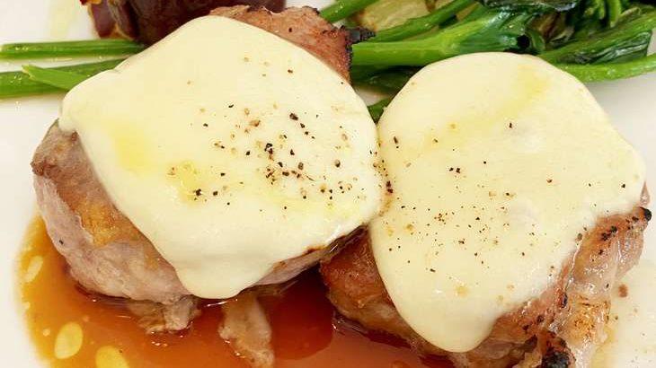 【家事ヤロウ】ひき肉の丸焼きのレシピ。トースター丸焼き飯(6月8日)