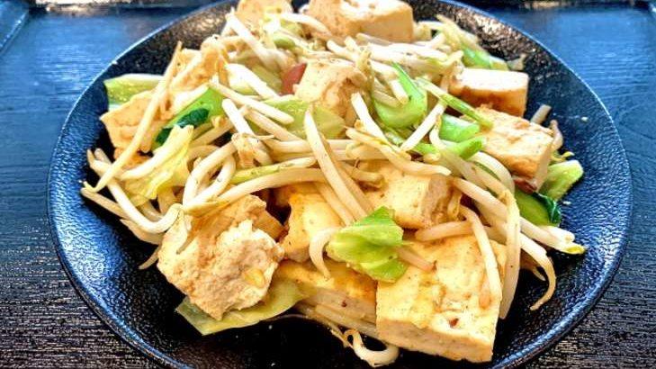 【めざましどようび】もやし厚揚げ炒めの作り方。家庭でできる本格タイ料理のレシピ(5月9日)