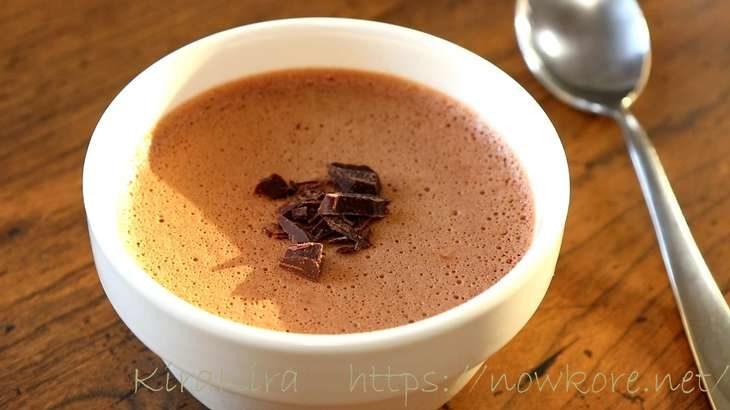 【沸騰ワード10】志麻さんのチョコクリームの作り方・レシピ【伝説の家政婦しまさん】(7月10日)