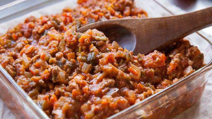 【ウワサのお客さま】万能ミートソースのレシピ。時短クイーンの節約料理(9月3日)