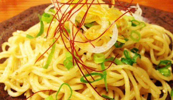 【とくダネ】リュウジさんのレンジネギ塩焼きそばの作り方。簡単レンチンレシピ(5月4日)