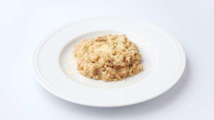 【ヒルナンデス】超簡単リゾットのレシピ。加藤ナナさんの100円体力回復メニューの作り方。11月5日