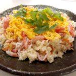 【ヒルナンデス】中華風ちらし寿司のレシピ。五十嵐美幸シェフの本格中華料理の作り方(3月22日)