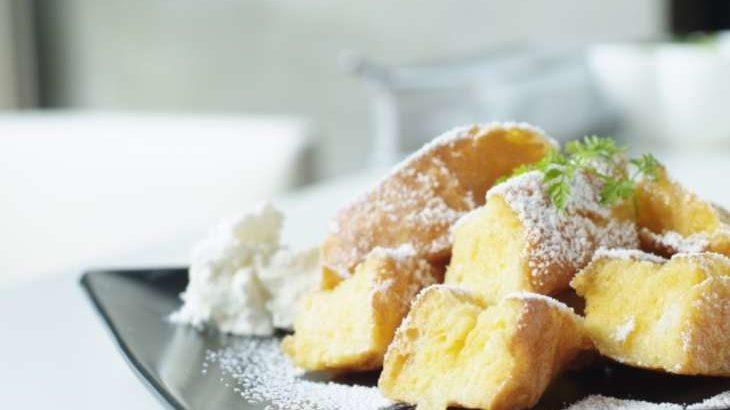 【家事ヤロウ】人生最高のフレンチトーストのレシピ。ロンブー淳さんが絶賛!ミスターチーズケーキのシェフ考案(7月1日)