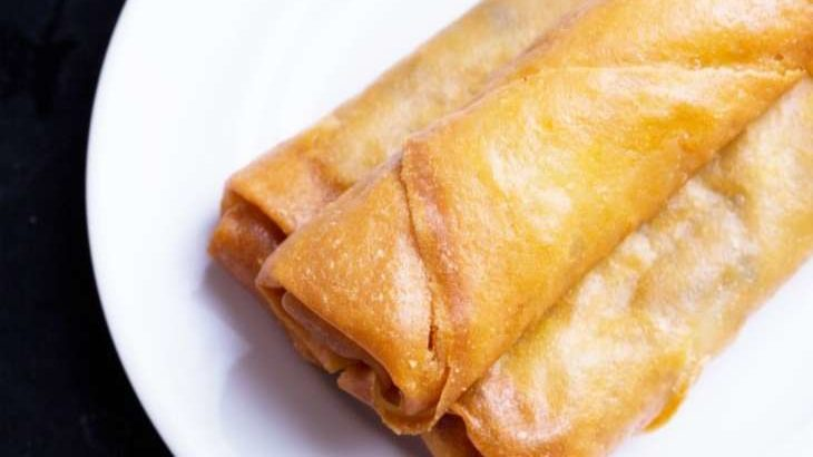 【あさイチ】えびの焼き春巻きのレシピ。揚げない!ヘルシー海老春巻きの作り方 10月26日【朝イチ ゴハンだよ】