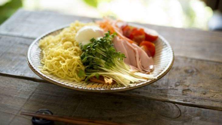 【あさイチ】四川風ピリ辛ごまだれの冷やし中華の作り方。万能ダレで簡単に!中華・陳建太郎シェフのレシピ(6月2日)