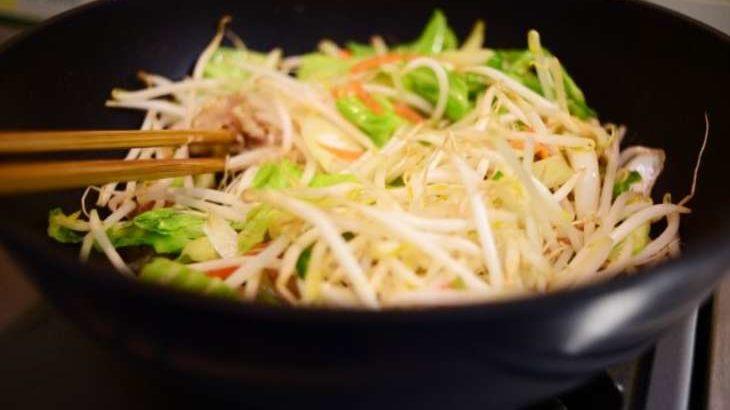 【あさイチ】シャキシャキもやしの炒めゆでの作り方。周シェフの極上モヤシのレシピ(6月30日)