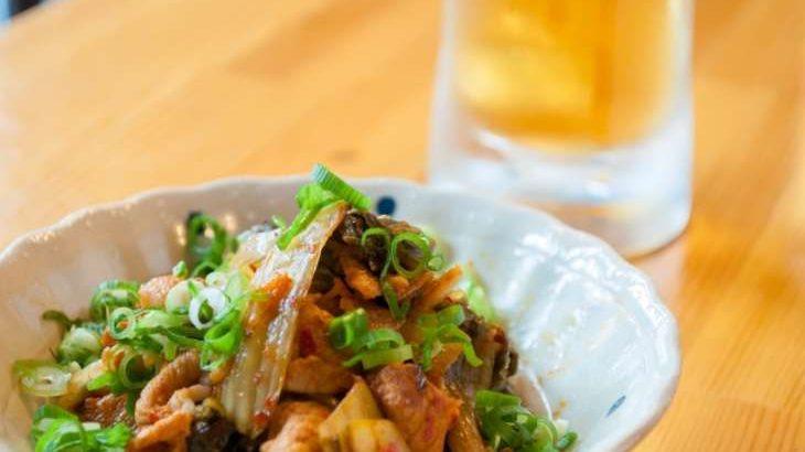 【あさイチ】甘辛カリカリ豚の薬味のせの作り方。石原洋子さんの豚バラ炒めのレシピ(6月8日)