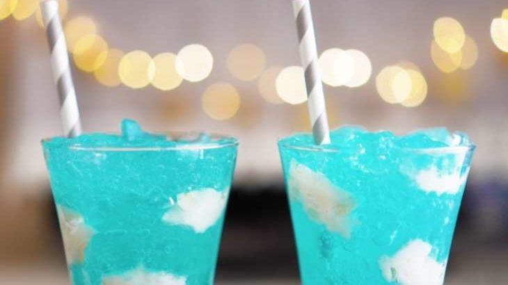 【ヒルナンデス】青空ゼリーの作り方。エハラ家のおうちカフェレシピ(6月29日)