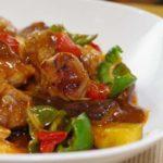 【ヒルナンデス】酢鶏の作り方。鶏皮で激安!別府ともひこさんの300円グルメのレシピ【サイコロレストラン】8月27日