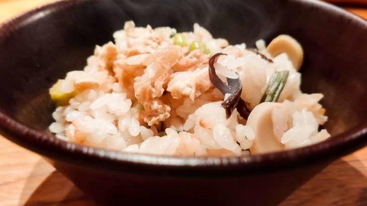 【ソレダメ】IKKOさんの叙々苑ドレッシングで混ぜご飯のレシピ。塩昆布と柚子七味で!(6月10日)