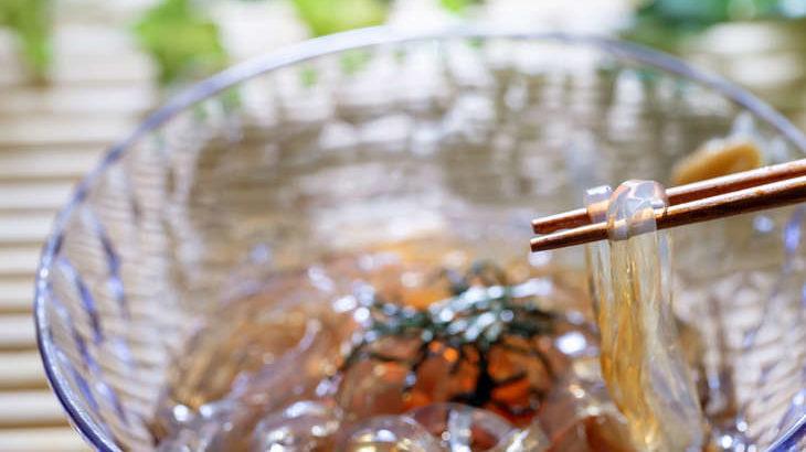 【青空レストラン】ところてん(静岡)お取り寄せ情報。150年伝わる製法で作る極上ところてん(6月27日)
