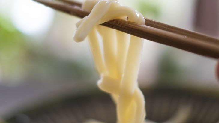 【グッとラック】長崎ちゃんぽん風うどんのレシピ。シチューのルウで!ギャル曽根さんのアレンジ料理ランチ 1月21日