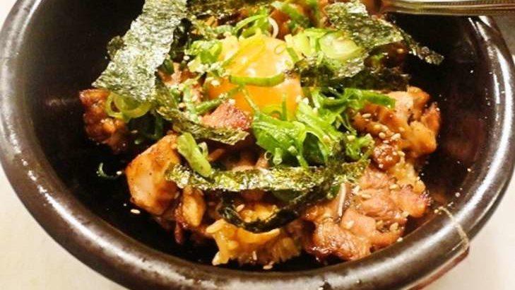 【王様のブランチ】スタミナ焼き鳥丼の作り方。焼き鳥缶で簡単!ののこさんの5分で作れる簡単丼レシピ(7月25日)