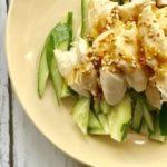 【ウワサのお客さま】鶏肉とザーサイの中華和えの作り方。イトーヨーカドー料理対決!パート代表栗山さんのレシピ(7月17日)