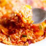 【ノンストップ】鮭のチーズトマトパエリアのレシピ。クラシルで話題の秋鮭料理(9月29日)