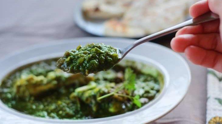 【ヒルナンデス】グリーンポークカレーの作り方。印度カリー子さんの本格スパイスカレーのレシピ(7月16日)