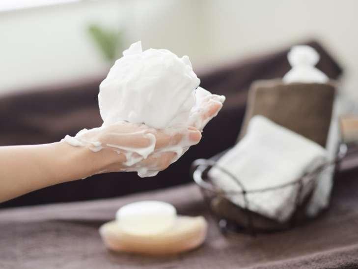 石井式スキンケア洗顔