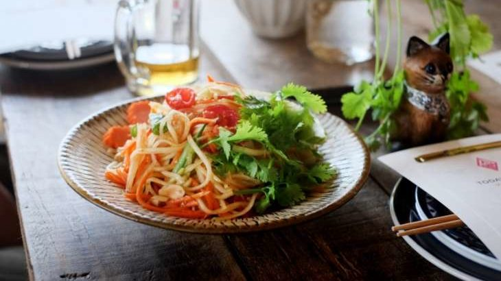 【沸騰ワード10】志麻さんのソムタムのレシピ。切り干し大根で作るタイ料理!伝説の家政婦(3月5日)